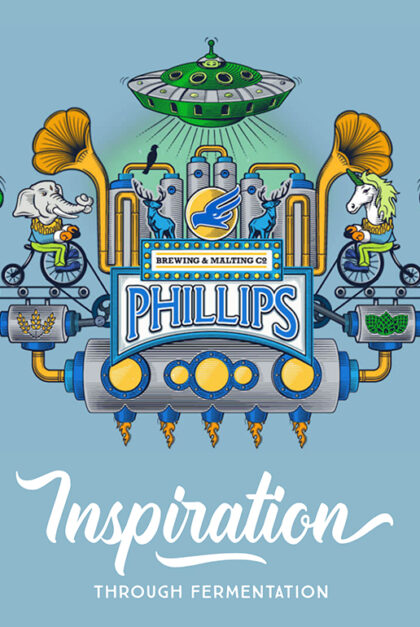 Phillips: Inspiration through fermentation